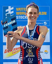 Gwen Jorgensen