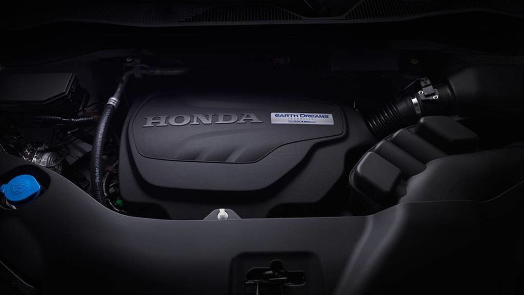2016 Honda Pilot performance