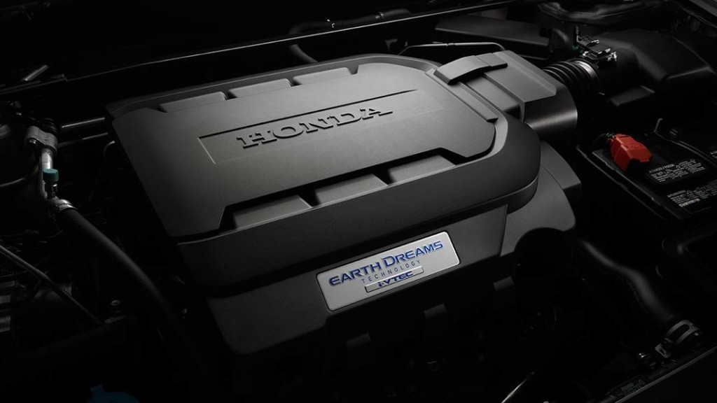 2016 Honda Accord Sedan Engine