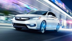 2016 Honda Accord Blurred
