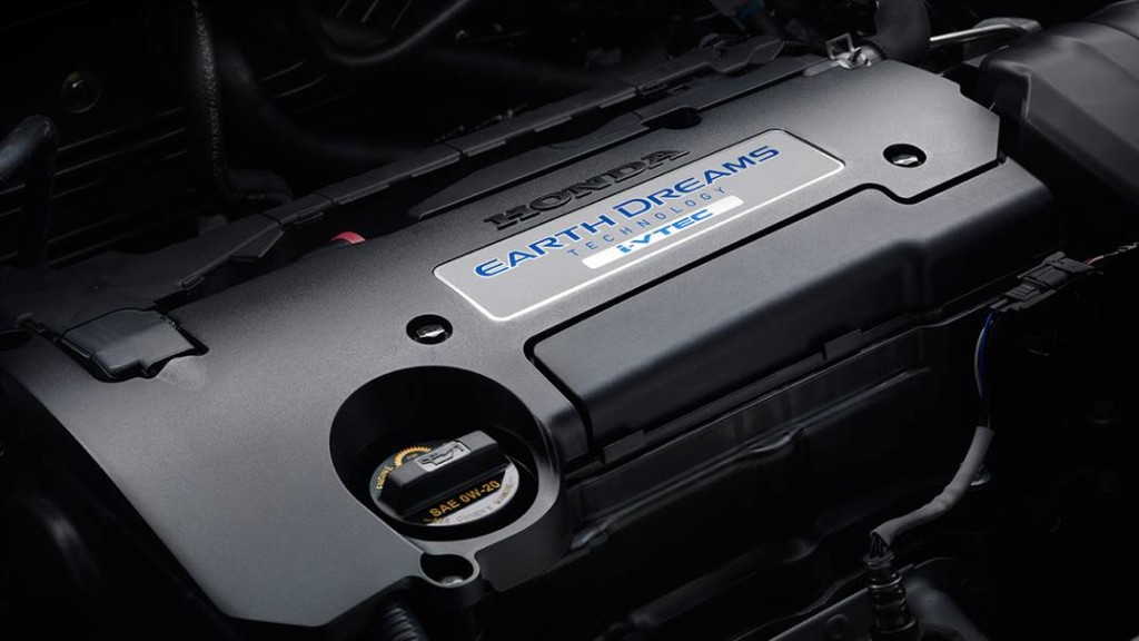 2016 Honda CR-V Engine