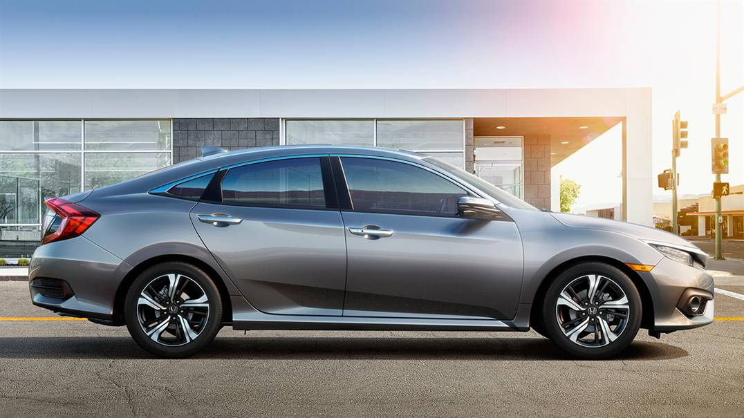 2016 Honda Civic Profile