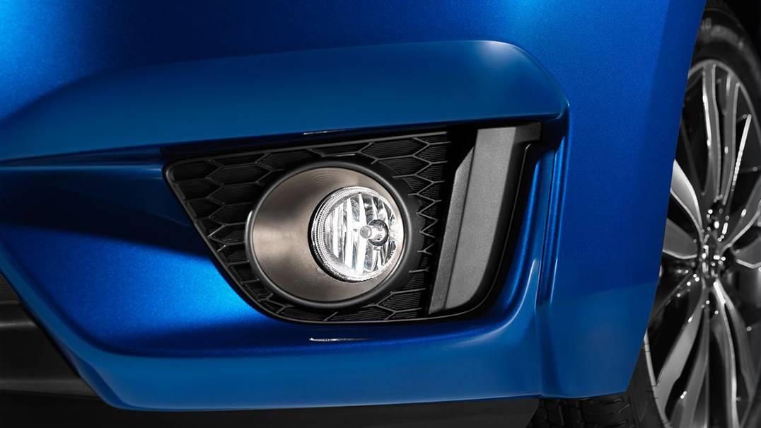 2016 Honda Fit fog light