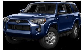 2016 Toyota 4Runner blue