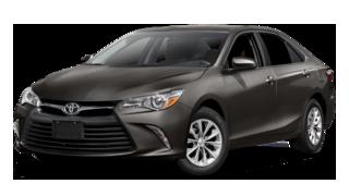 2016 Toyota Camry gray