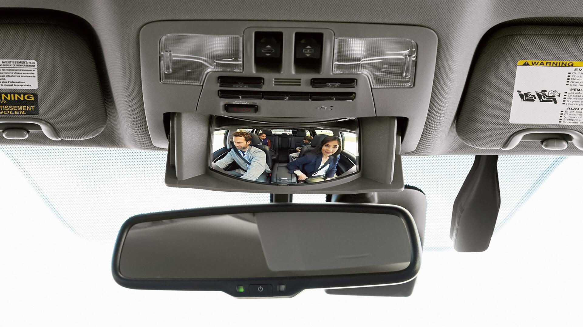 2016 Toyota Highlander mirror