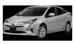 2016 Toyota Prius Silver