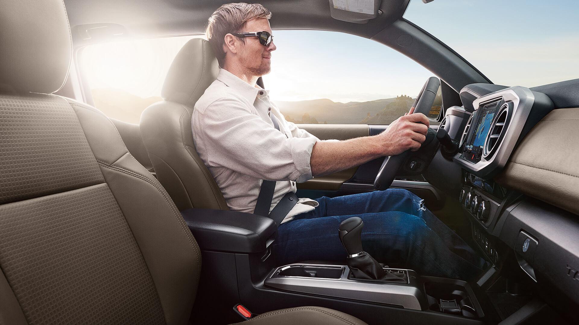2016 Toyota Tacoma Interior ?