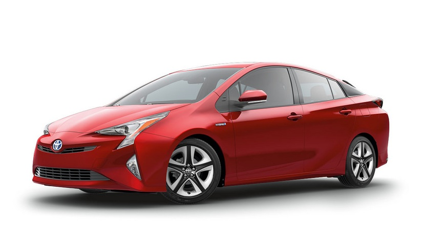 2017 Toyota Prius Four Touring - Safety Technology
