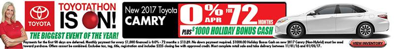 Dick Dyer Toyota Camry 800x100 Slide 12_1_16