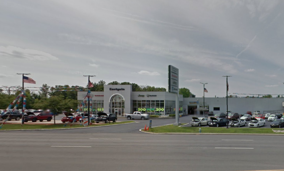 Eastgate Chrysler Jeep Dodge Ram