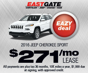 Lease Offers | Jeep Dealer Indianapolis IN | Eastgate Chrysler Jeep