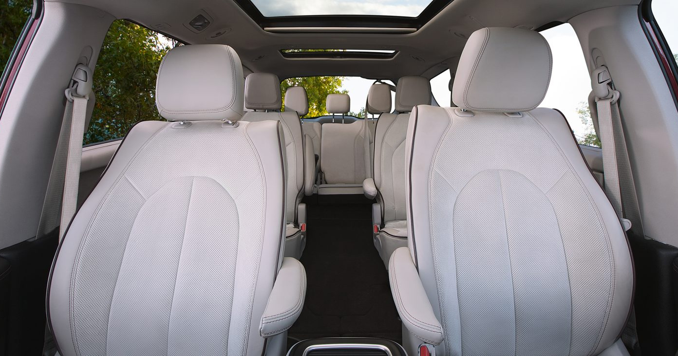 2017 Chrysler Pacifica Interior in Indianapolis, IN
