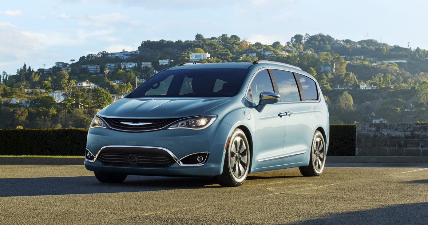 2017 Chrysler Pacifica Trim Levels in Indianapolis, IN