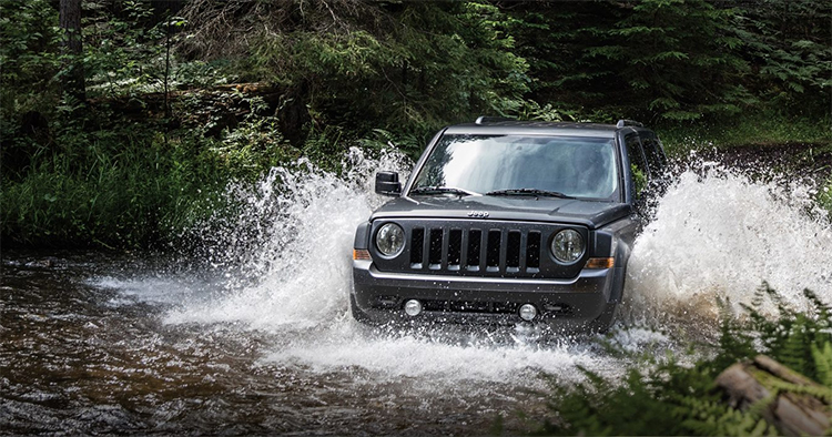 2017 Jeep Patriot Engine in Indianapolis, IN
