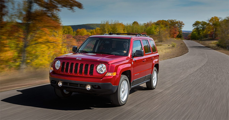 2017 Jeep Patriot in Indianapolis, IN | Eastgate Chrysler ...