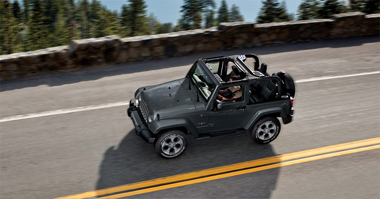 2017 Jeep Wrangler Engine in Indianapolis, IN