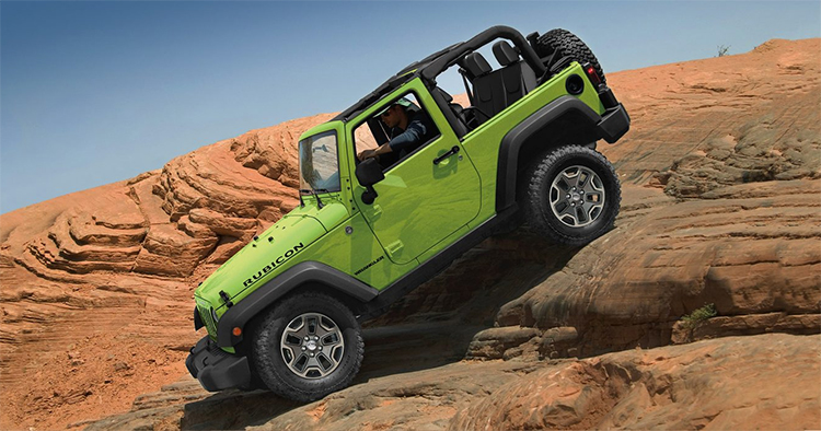 2017 Jeep Wrangler Safety in Indianapolis, IN