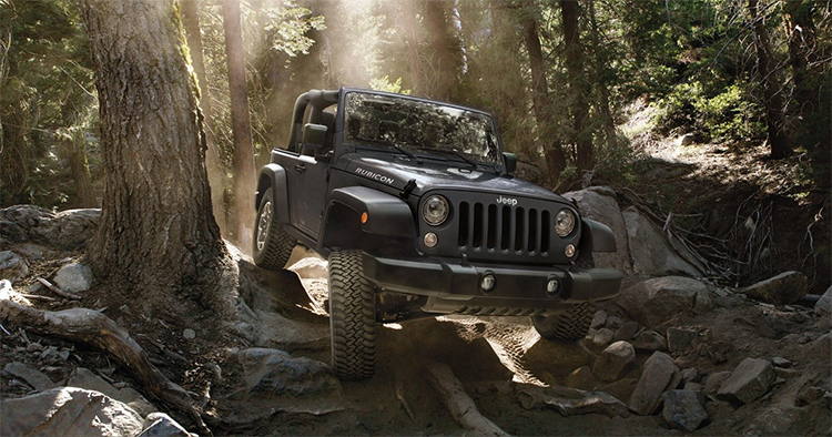 2017 Jeep Wrangler Trim Levels in Indianapolis, IN