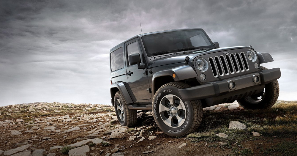 2017 Jeep Wrangler in Indianapolis, IN