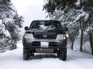 winter Toyota tips