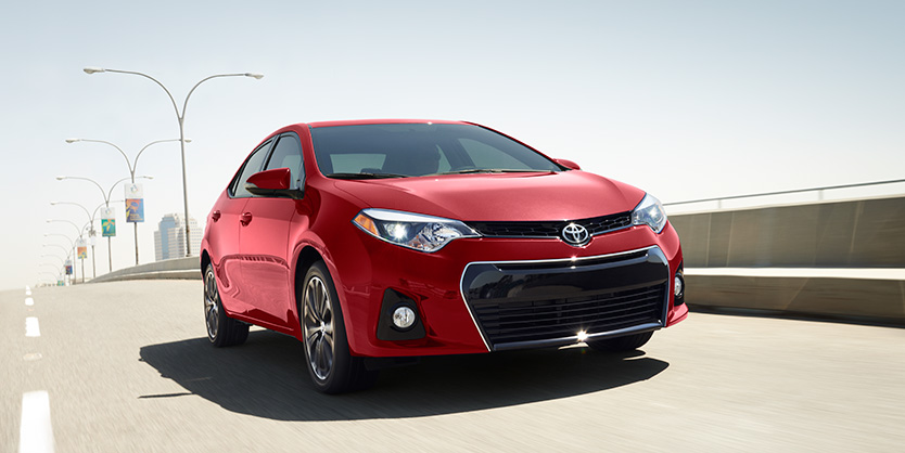boost fuel economy in your 2016 toyota corolla with these tips findlay toyota. Black Bedroom Furniture Sets. Home Design Ideas