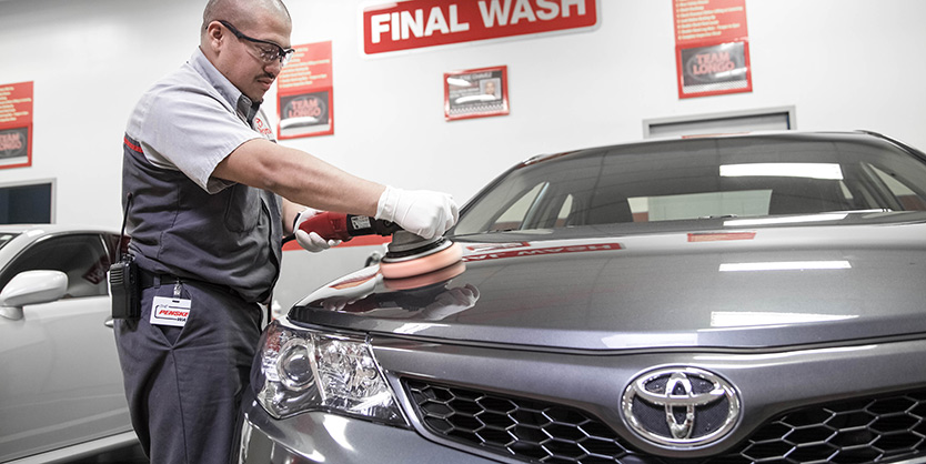 Easy Steps To Remove Exterior Car Scratches Findlay Toyota