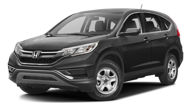 2016 Honda CR-V Black