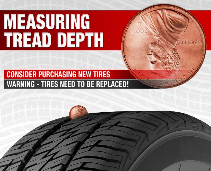 Tire Penny Test >> Buy Toyota Tires Henderson Findlay Toyota