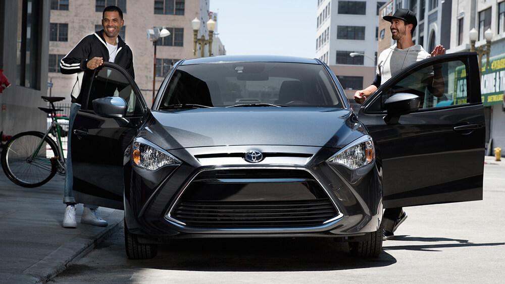 2017 Toyota Yaris iA Front