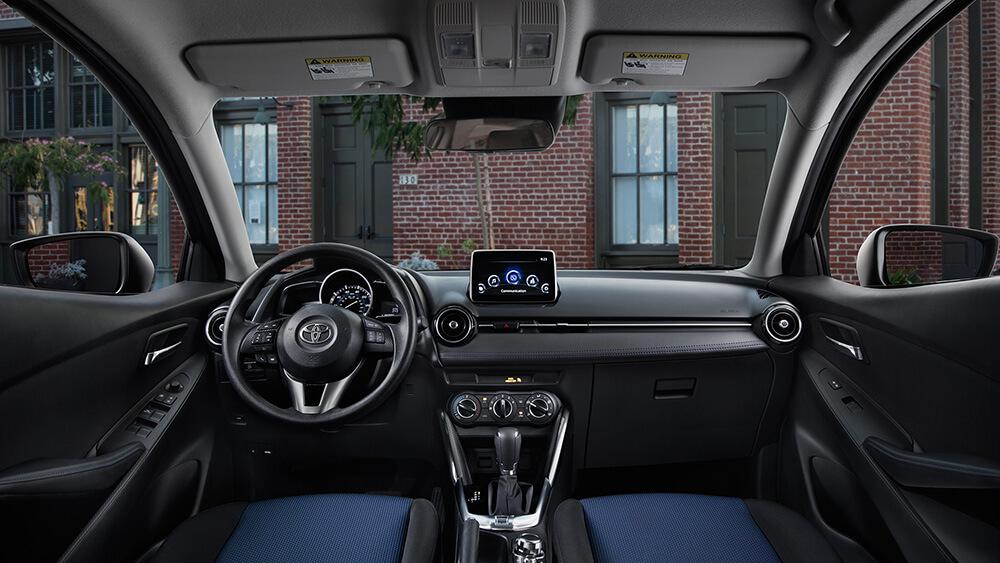 2017 Toyota Yaris iA Dash