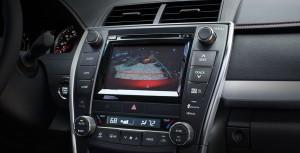 2017 Toyota Camry Camera