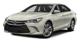 2017 Toyota Camry White