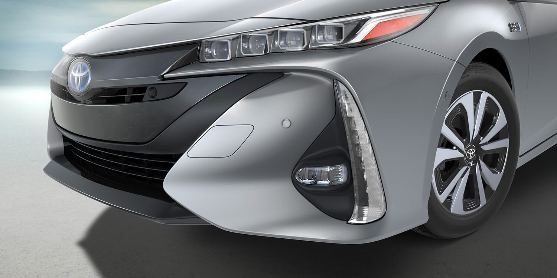 2017 Toyota Prius Prime Grill