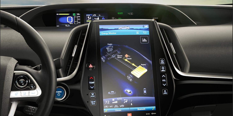 2017 Toyota Prius Prime Touchscreen