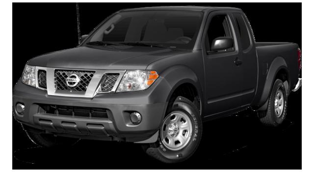 2017 Nissan Frontier Gray