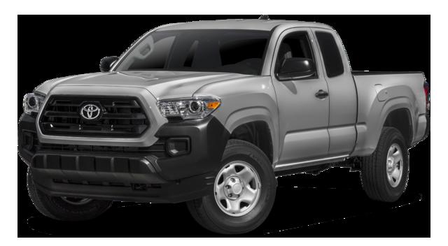 2017 Toyota Tacoma Silver