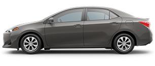 2017 Toyota Corolla Tan