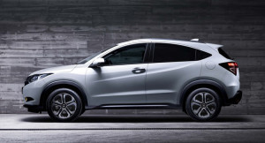 2017 Honda HRV at Formula Honda HR-V