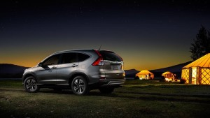 Put The Honda CR V On Your Holiday Wish List