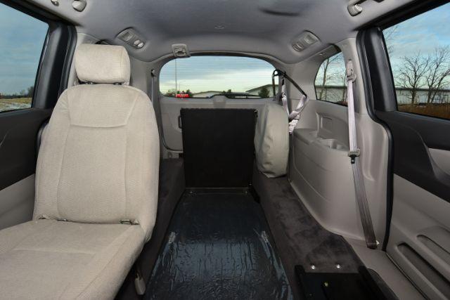 Honda Odyssey Wheelchair Accessible Van Interior