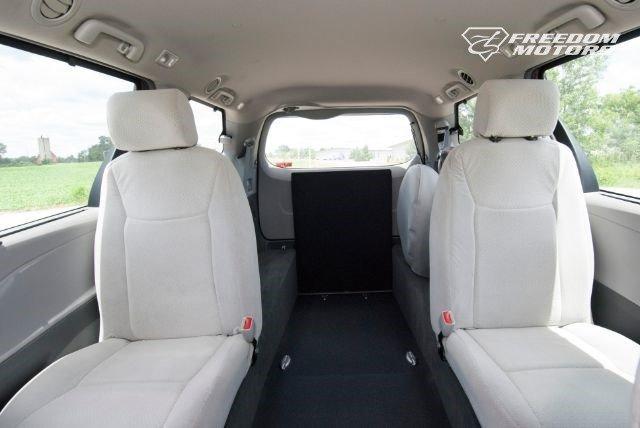 Toyota Sienna Kneelvan™ Interior