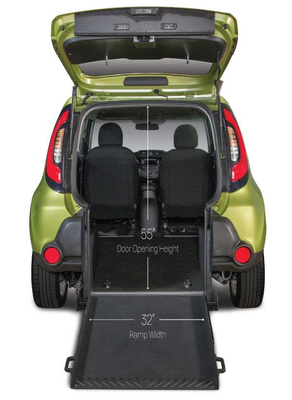 Kia Soul Wheelchair Accessible Autos Post