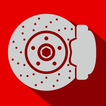 Brakes-Red