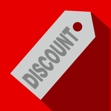 Discount-Tag-Red