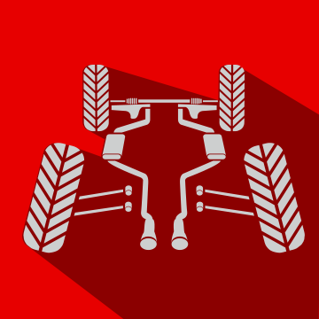 Tire-Alignment-Red