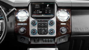 2016 Ford Super Duty technology
