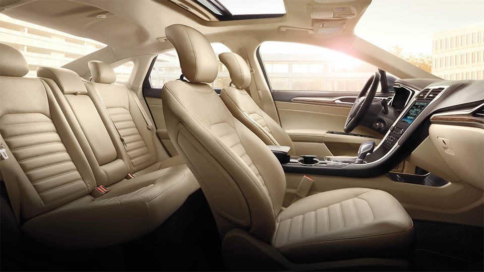 2016 Ford Fusion Energi Seats