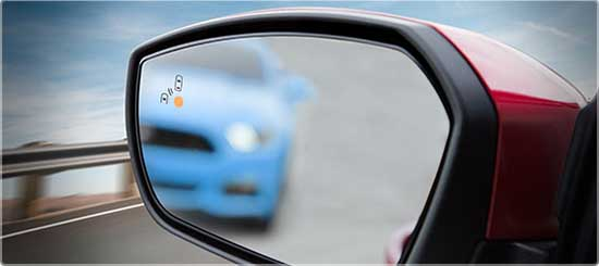 2017 Ford Escape Mirror