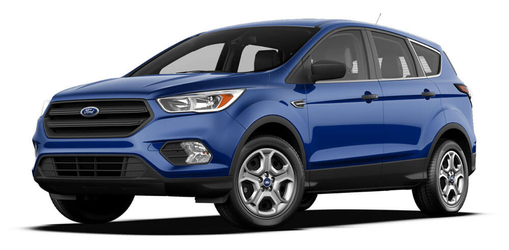 2017-Ford-Escape Blue
